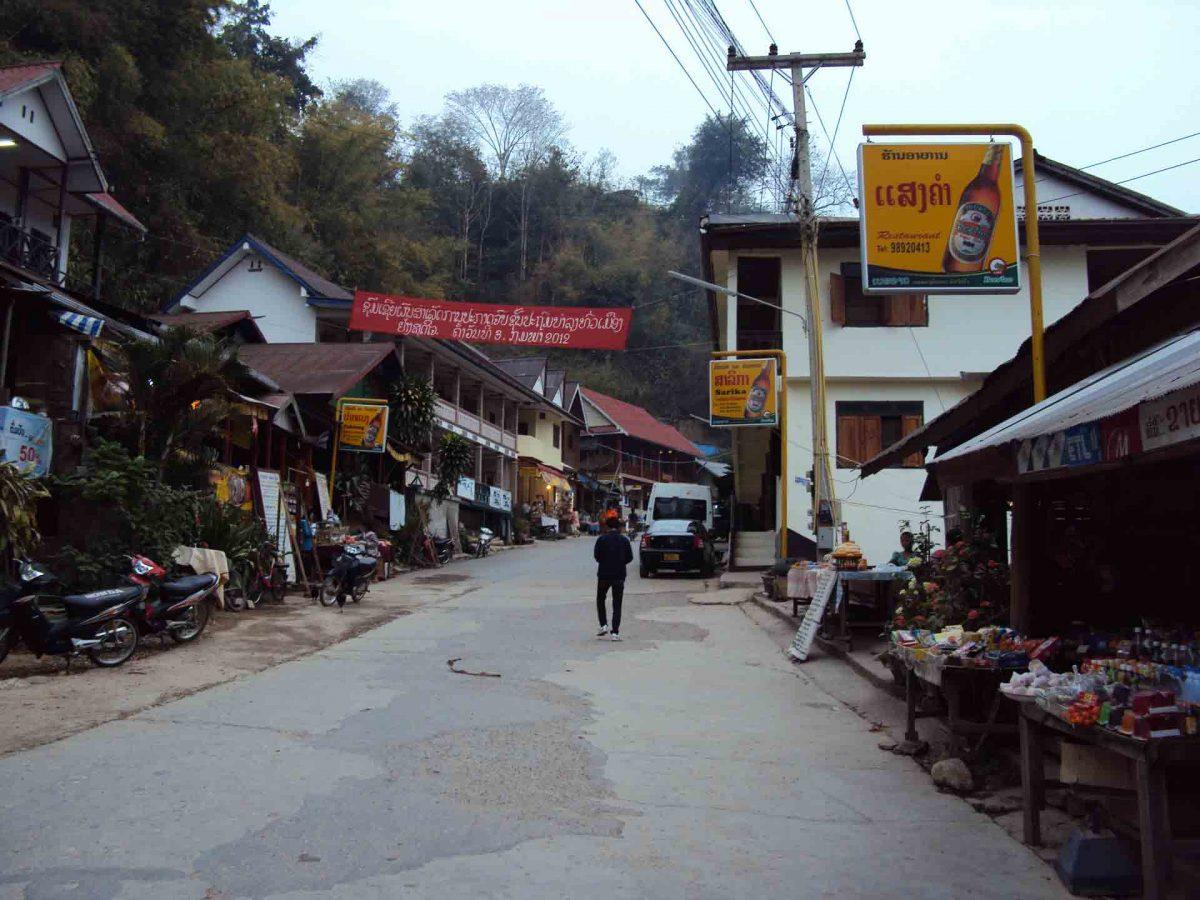 Pak Peng - a village like others
