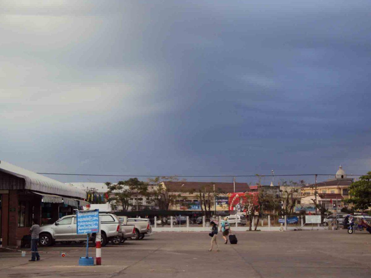 thunderstorm ahead