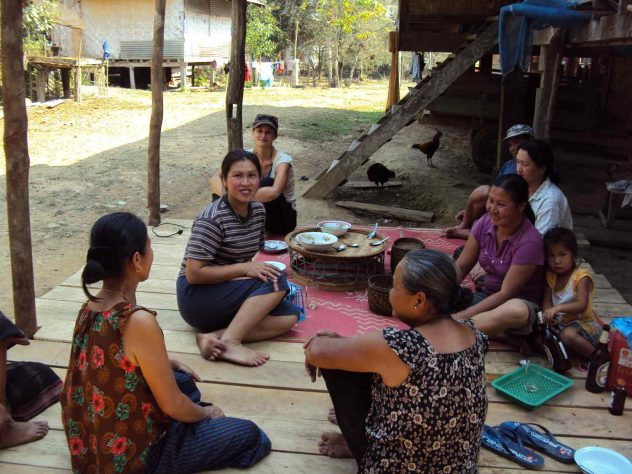 Hospitality in Laos