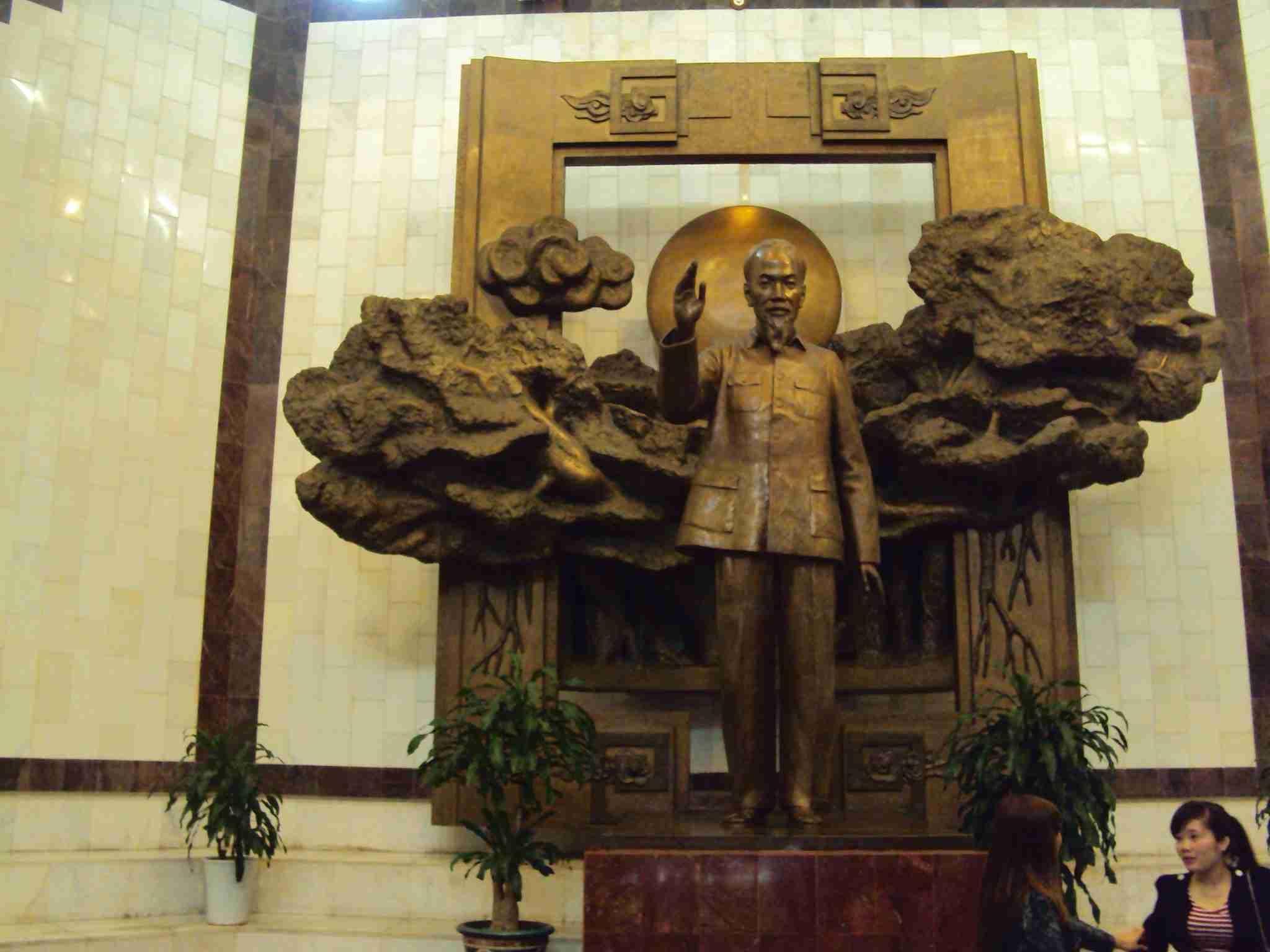Ho Chi Minh Bust
