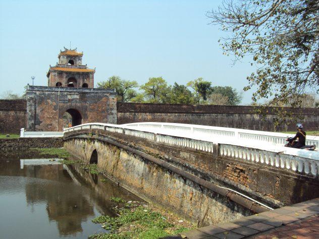 Hué - Kaiserpalast