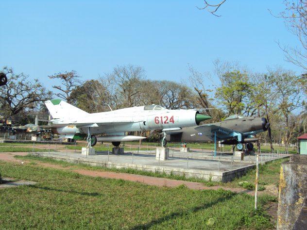 abgeschossenes US-Flugzeug