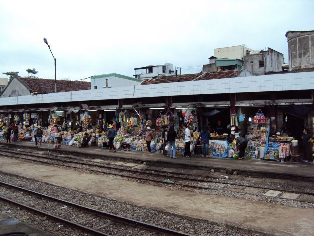 Train Station in Noi An