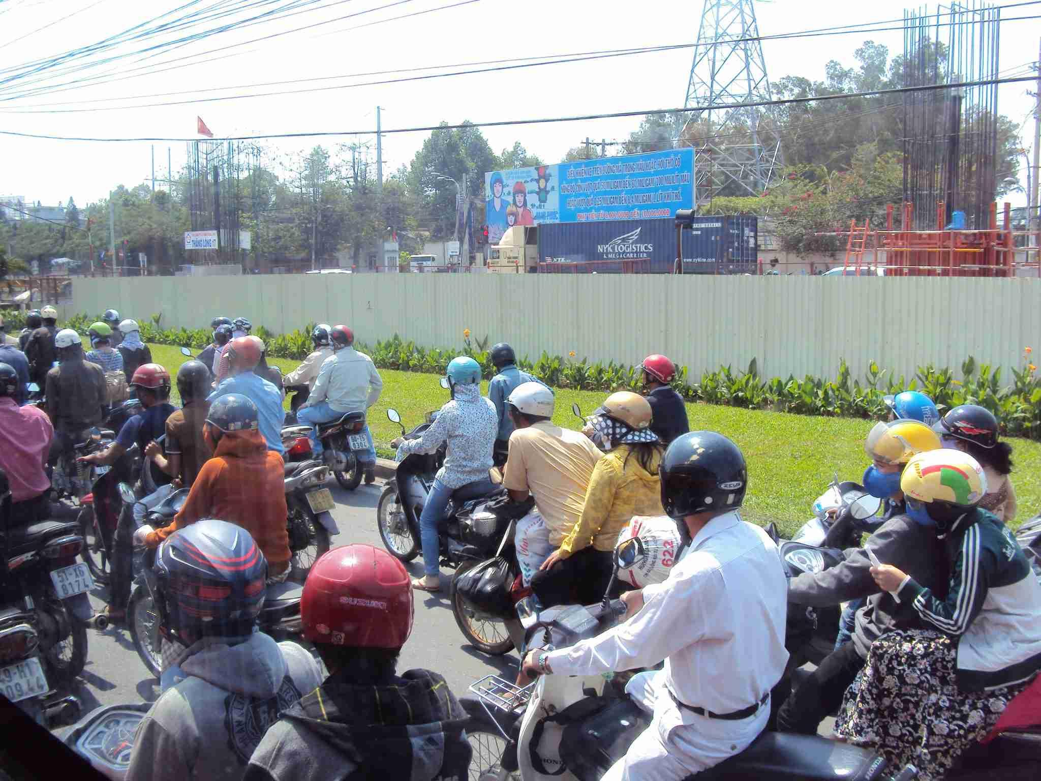 Saigon - the daily madness