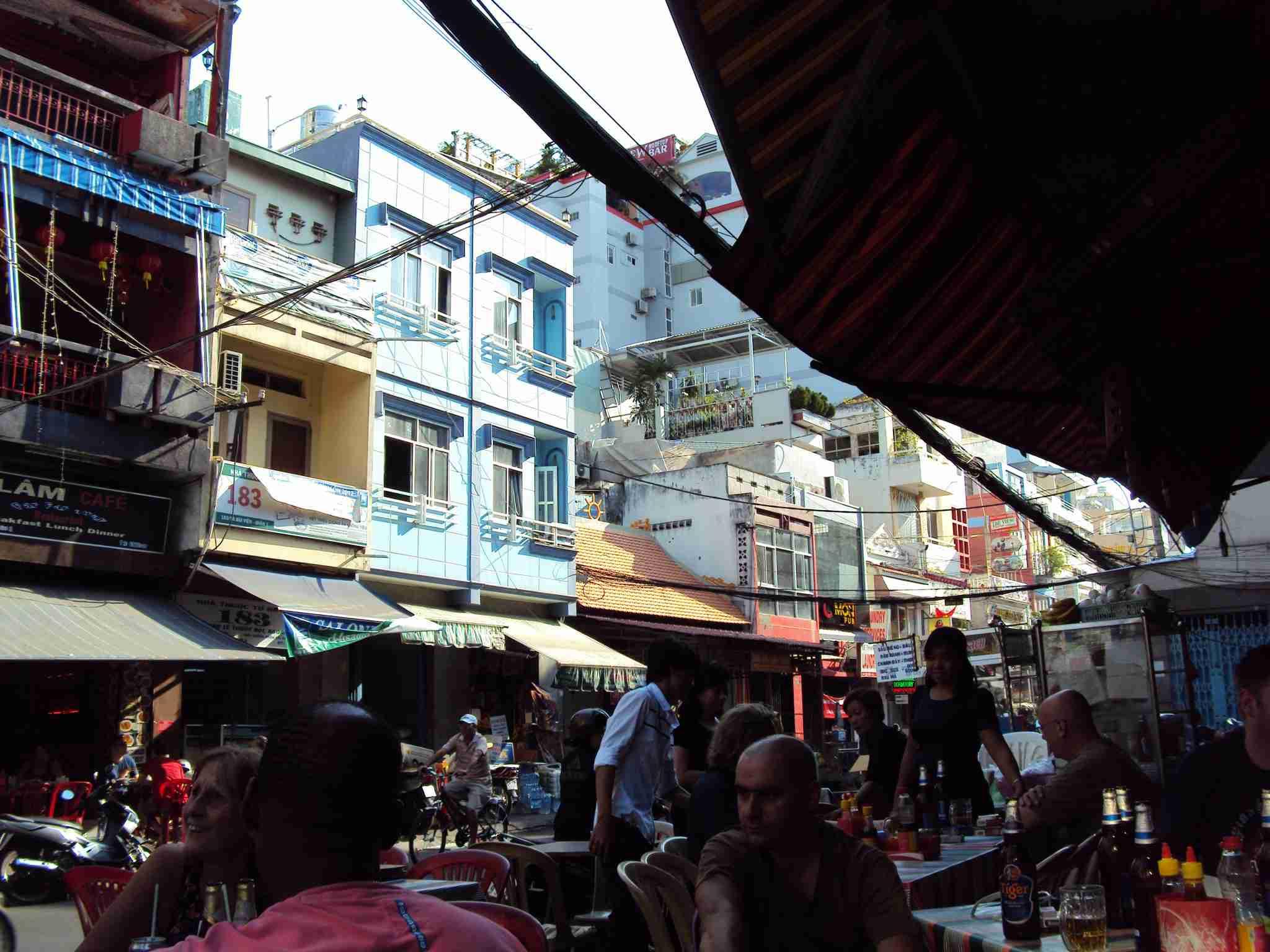 Saigon - alive and kicking