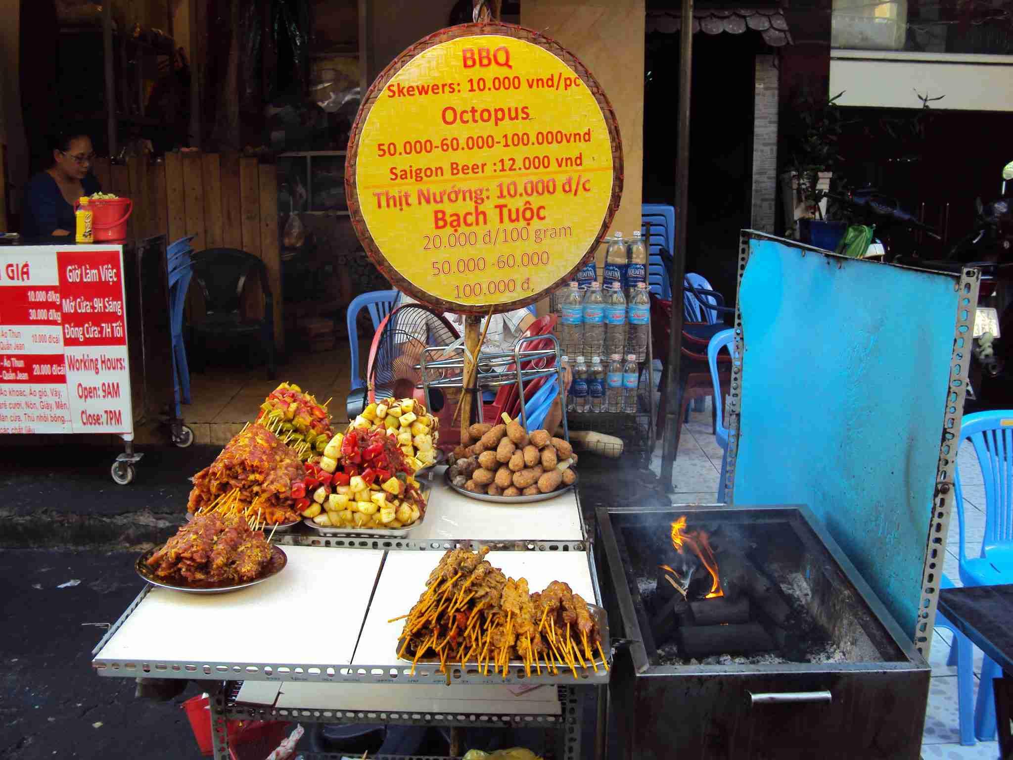 Saigon - looks inviting