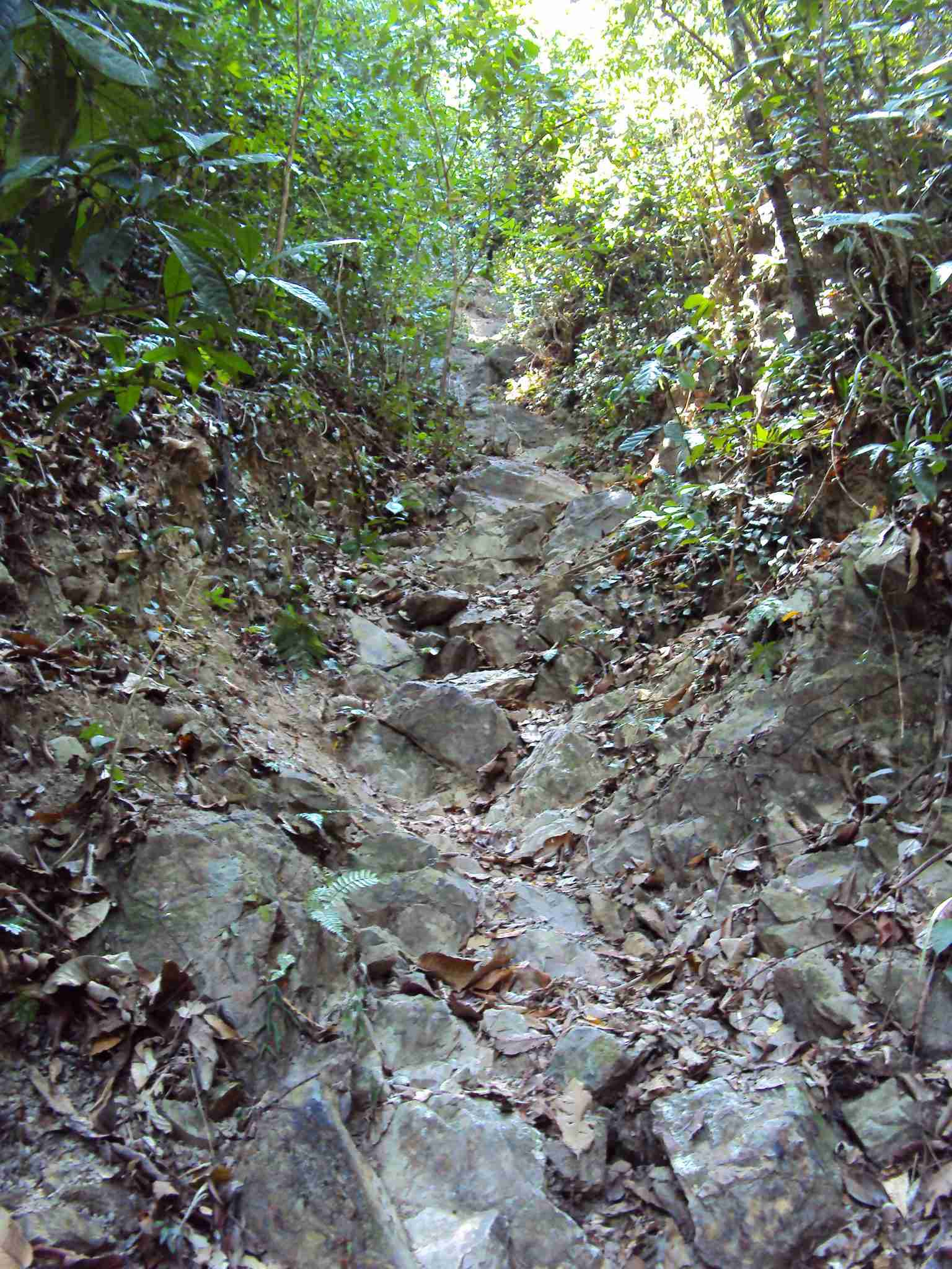 It is much steeper than at first glance