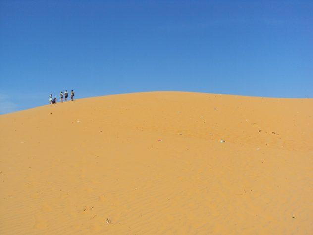 Dunes at Mui Ne