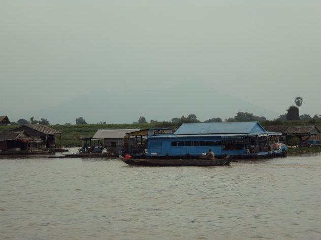 Ufer des Mekong