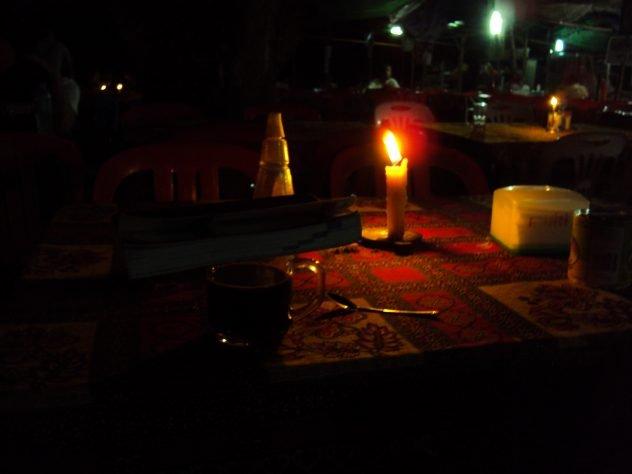 Restaurant bei Angkor Wat