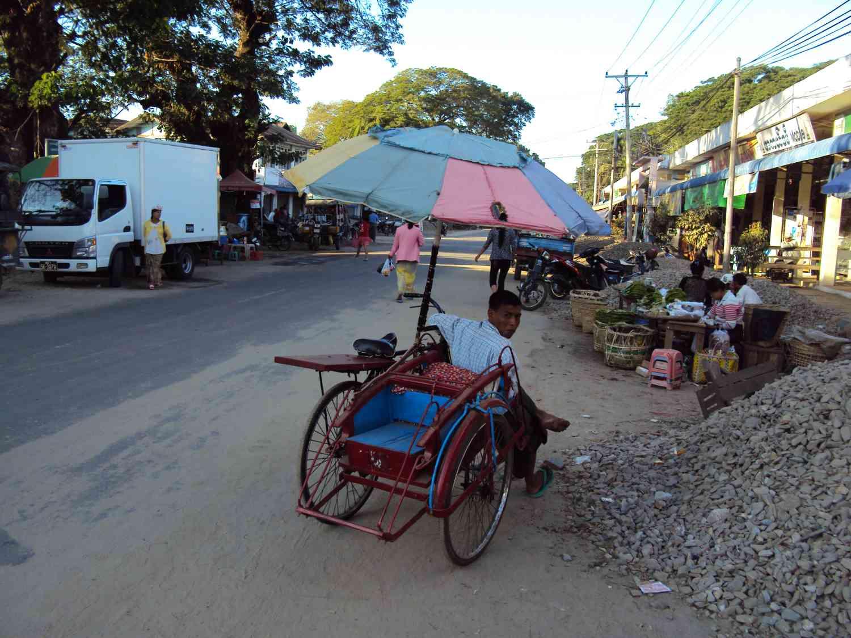 Bicycle Rikscha