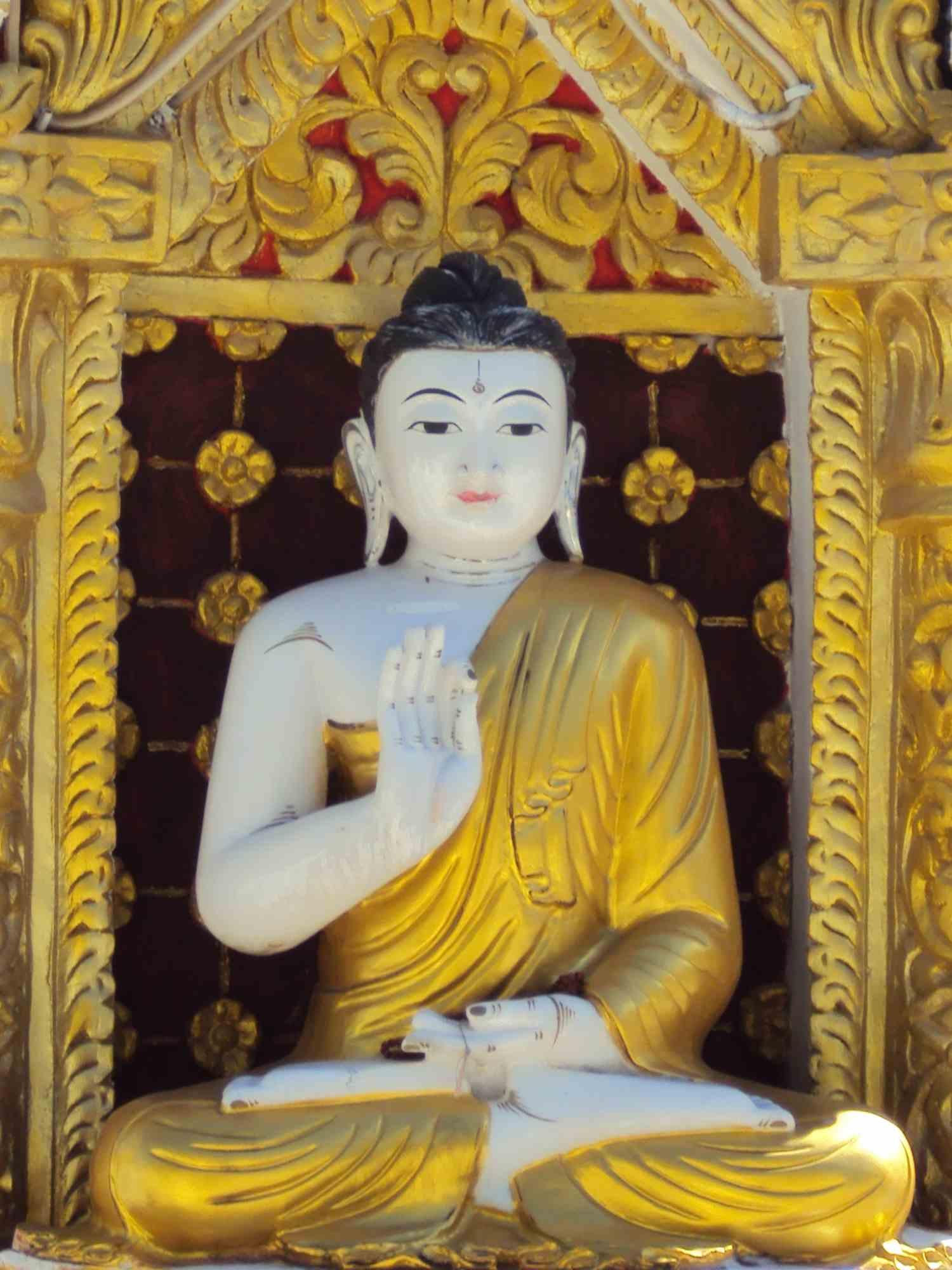 Buddha in Kalaw