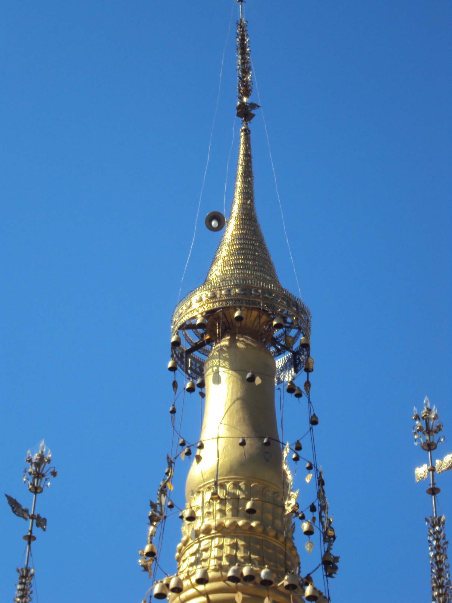 The delicate tinkling of countless tiny bells