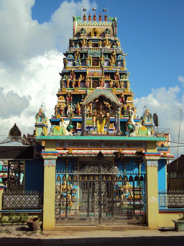 Temple in Pyin U Lwin