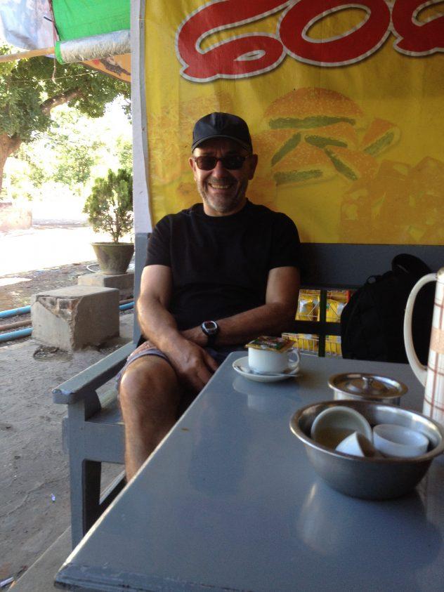 Kaffeehalt