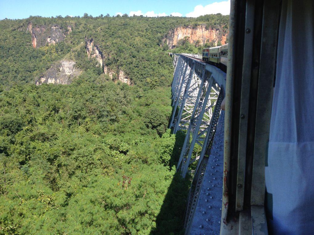Gokteik Viadukt