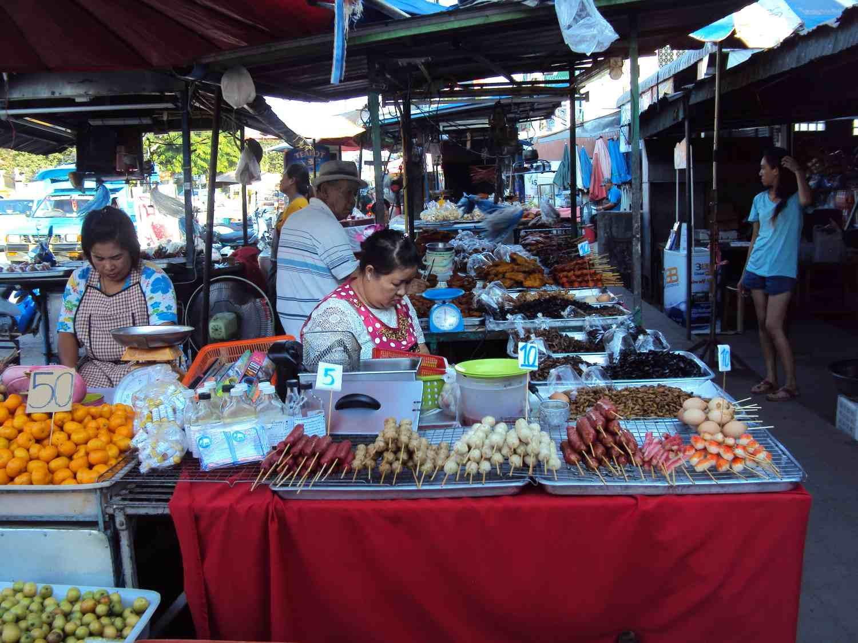 wunderschöner Markt