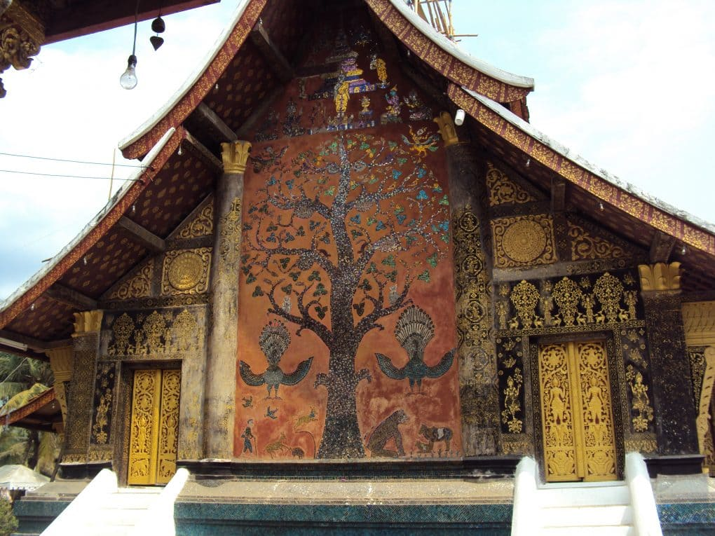 Der schönste Tempel in Luang Prabang