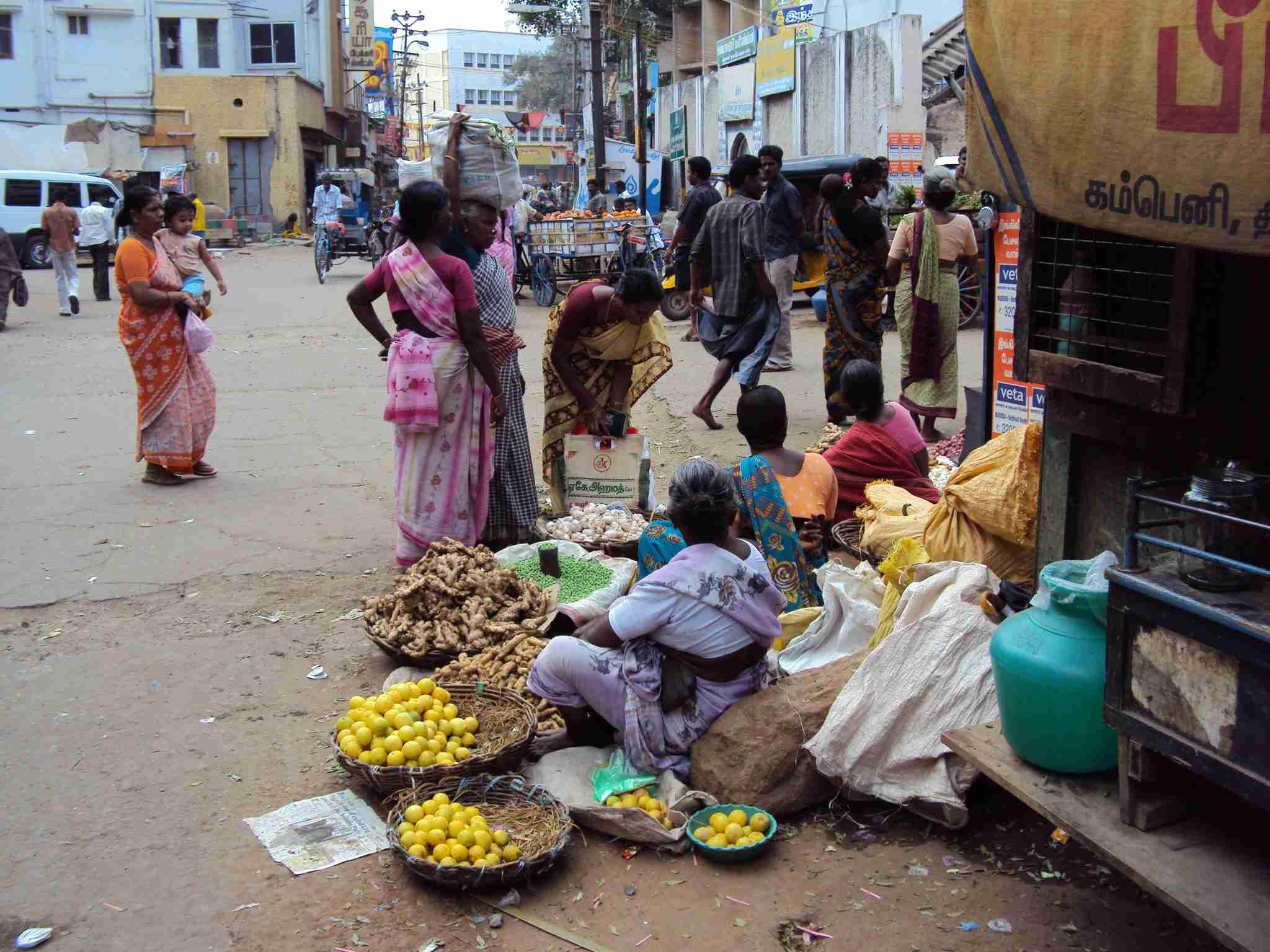 street scenes in Madurai 2