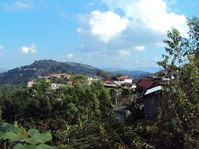 Häuser in Mae Salong