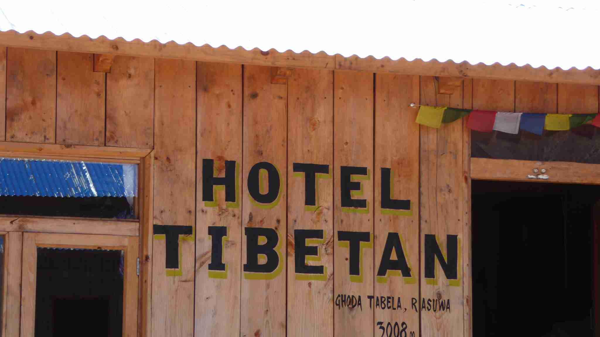 Hotel Tibetan