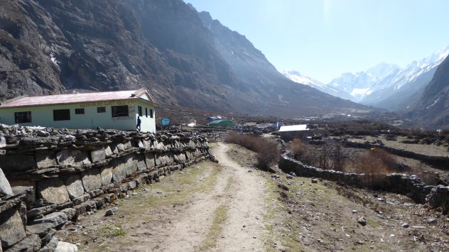 Langtang - in Richtung Kyanjin Gompa