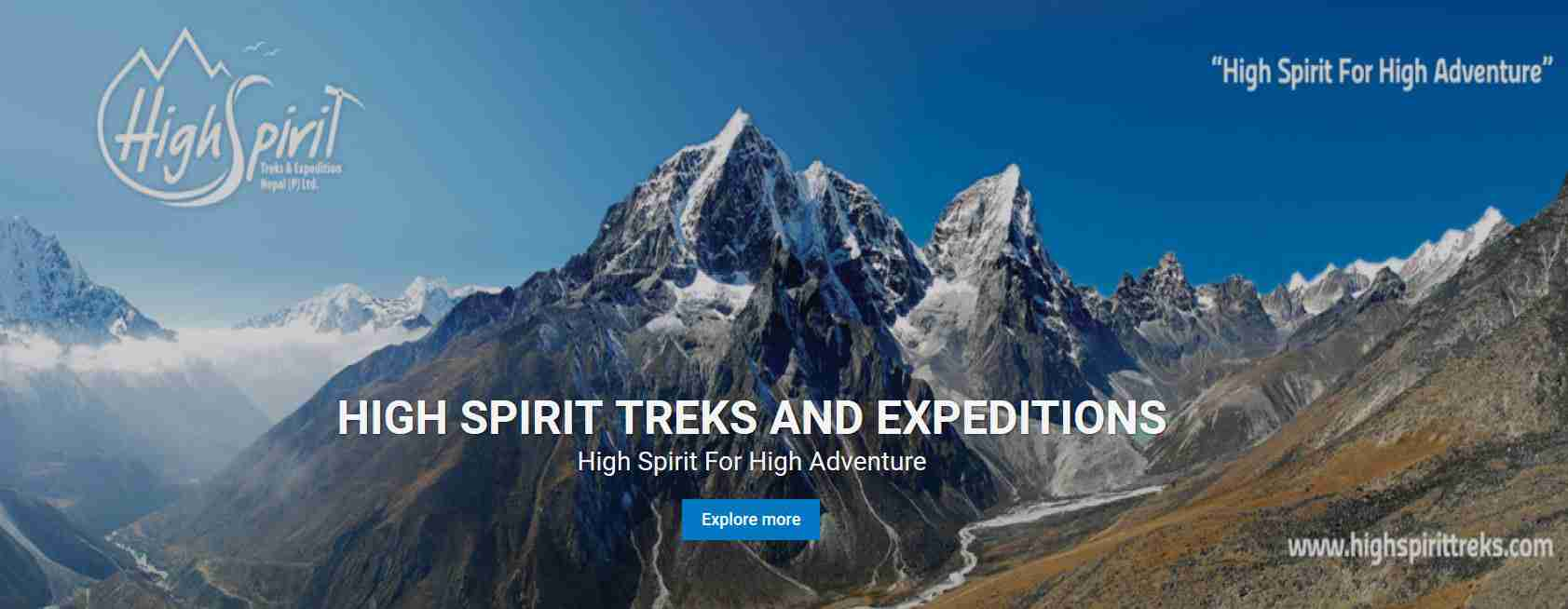 High Spirit Treks and Expeditions