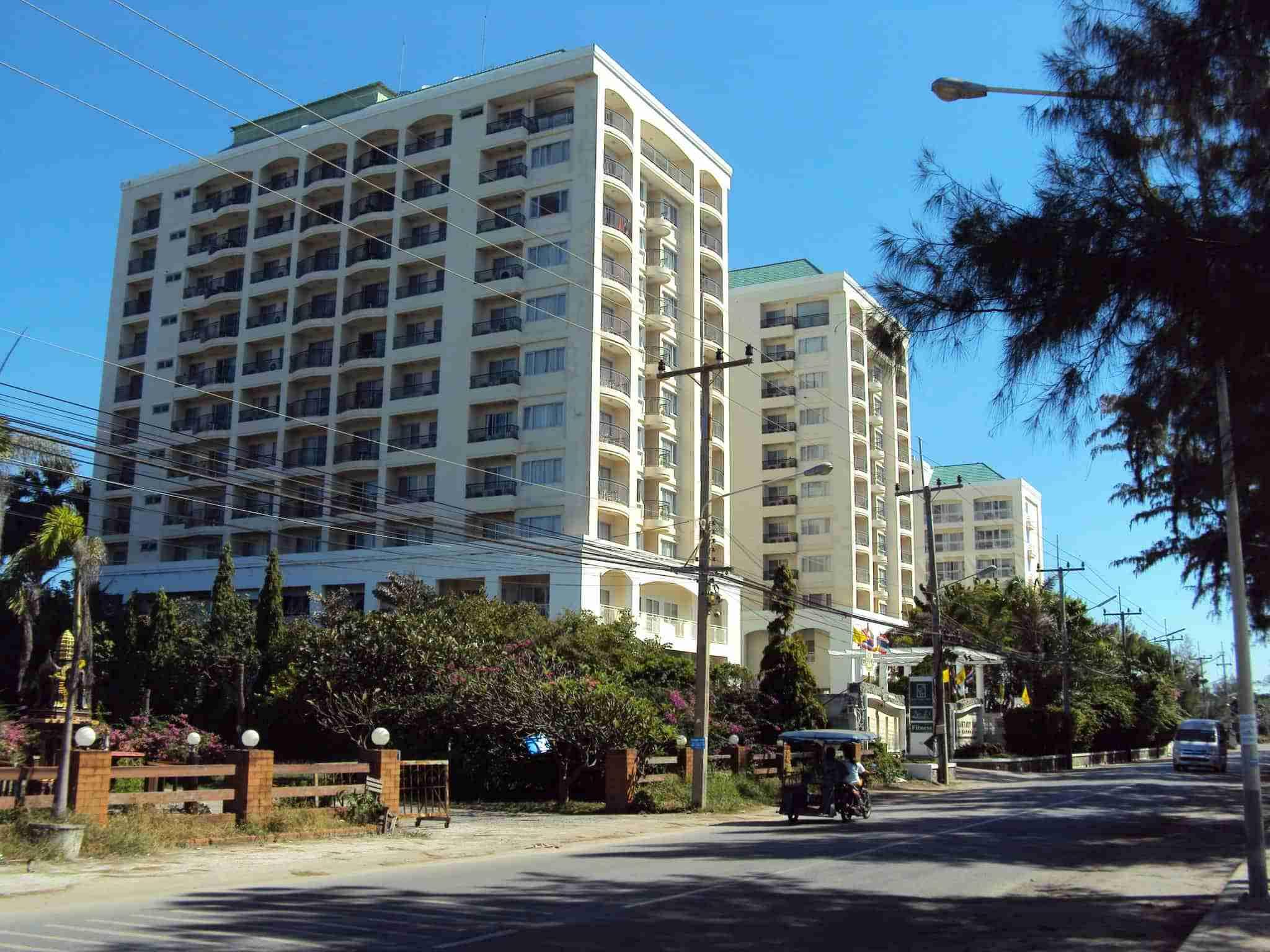 Hotel Kanthary Bay
