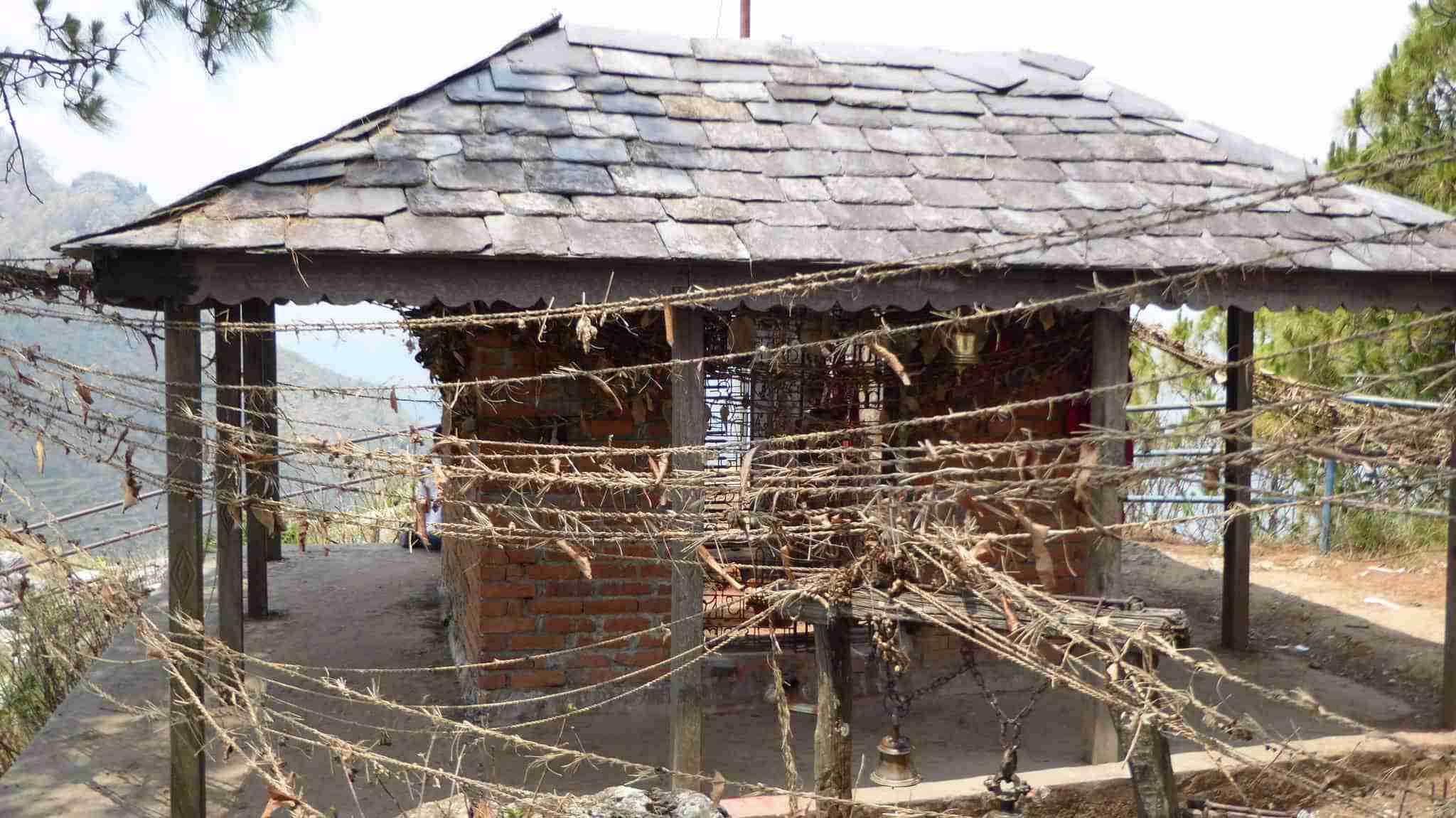 Temple on the Kadchi Mai