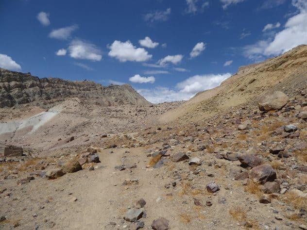 Backpacking in Ladakh and Rajasthan - Baby-Trek in Ladakh