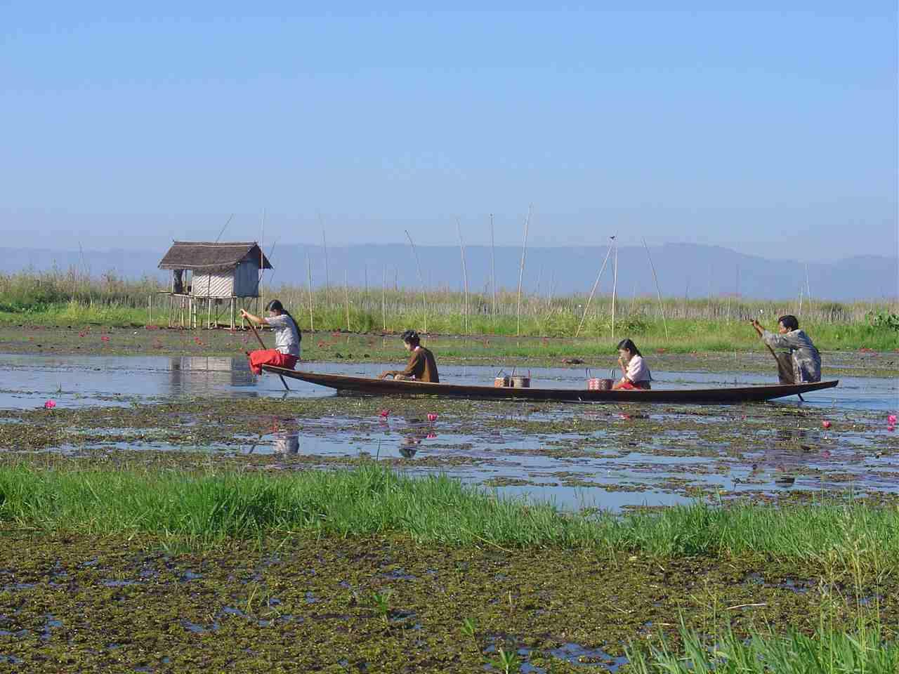 Myanmar Highlight - the Inle Lake