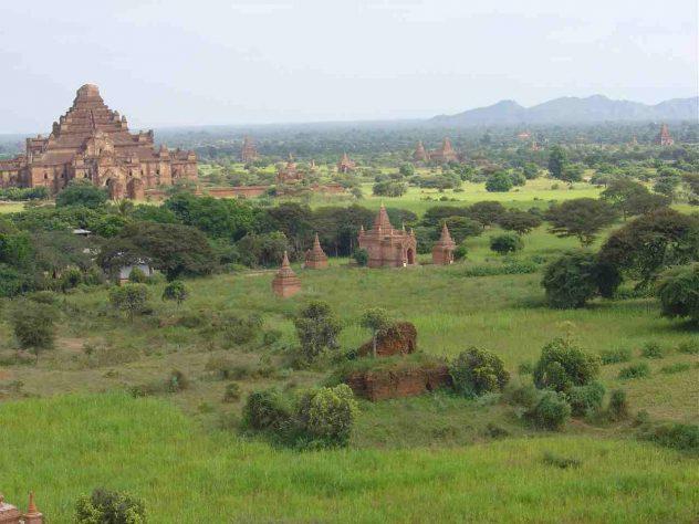 Myanmar Highlight - Bagan