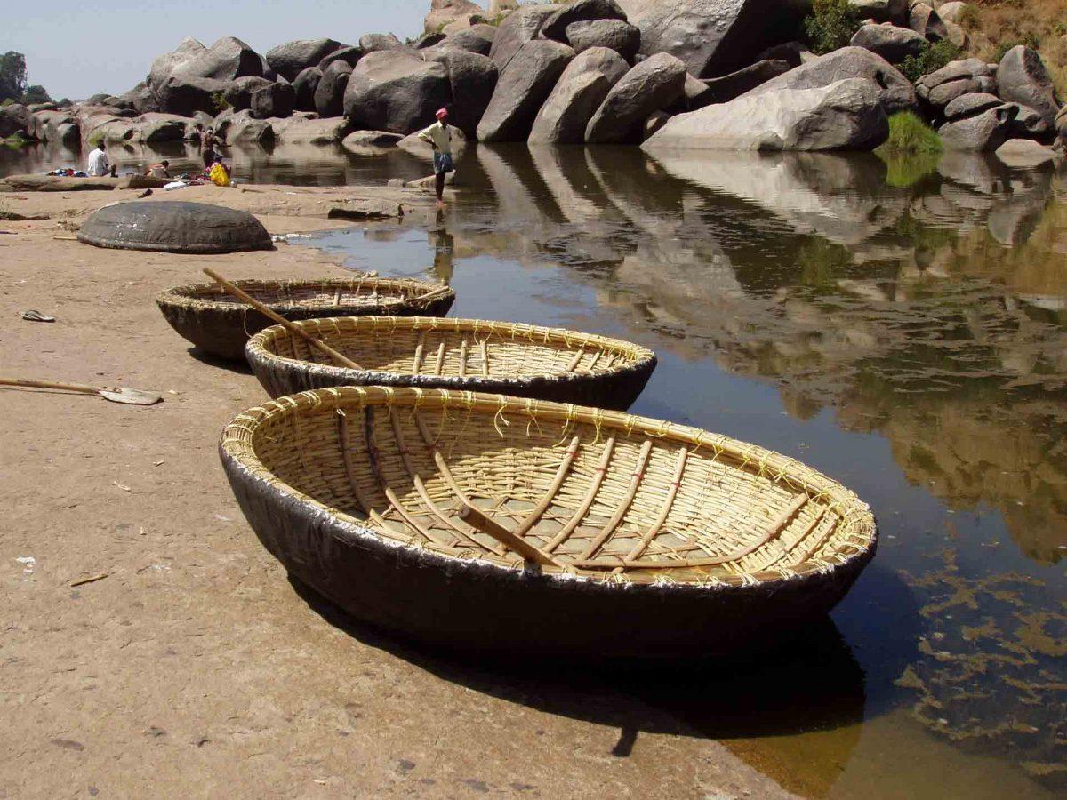 Sind das Boote?
