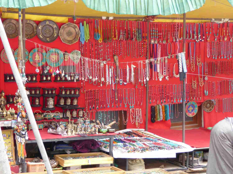 Shops with Souvernirs