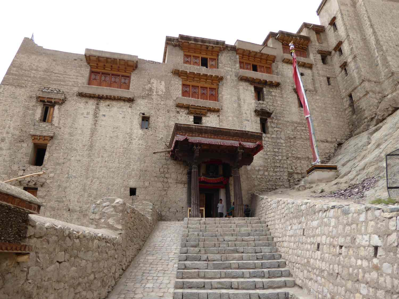 Eingang zum Königspalast