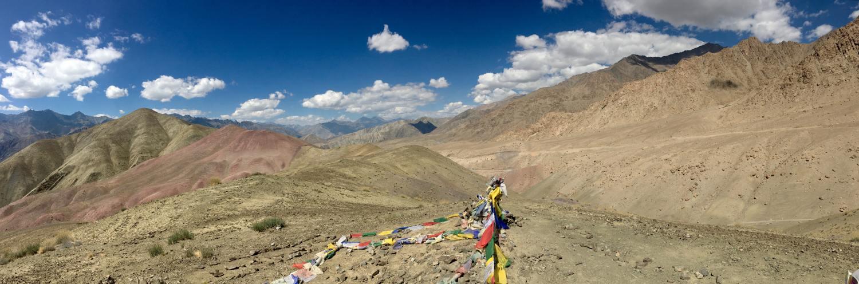 Ladakh Praying Flags
