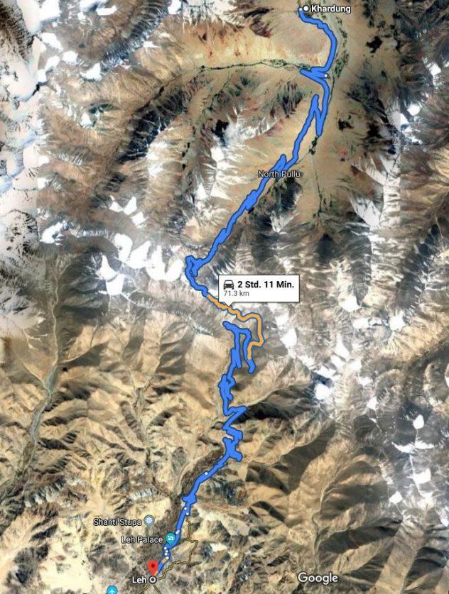 Khardung-La Marathon