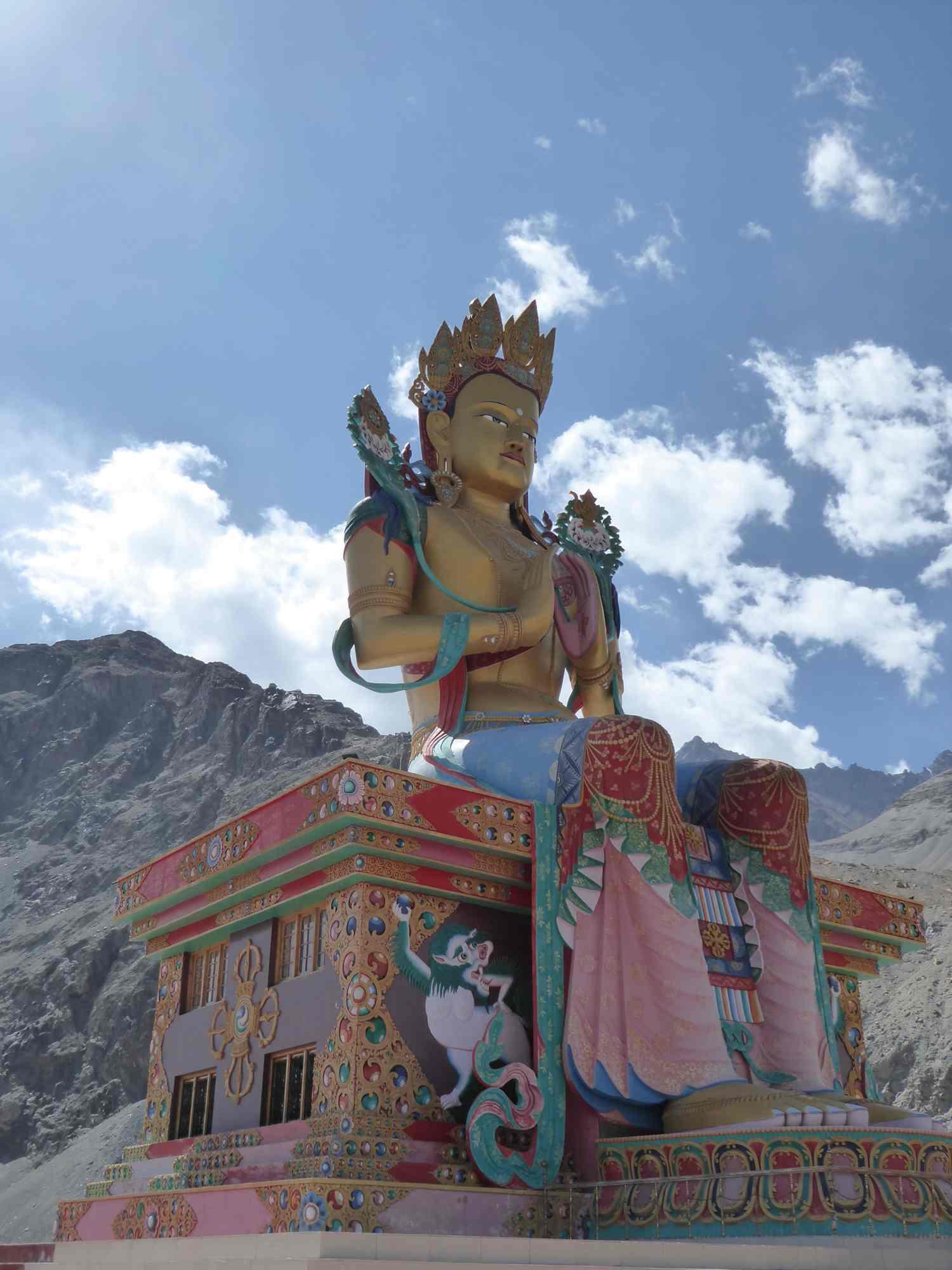 The future Buddha Metreya