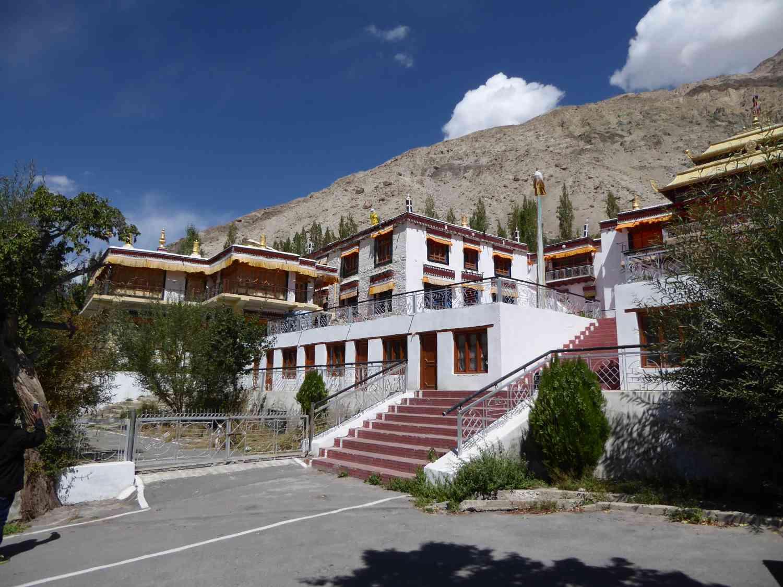 The Sumur Monastery