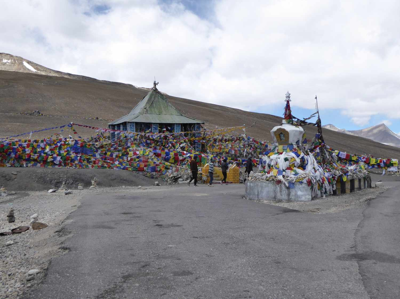Passhöhe Tanglang La