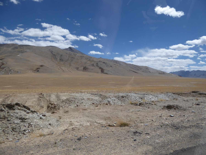 35 Kilometer lange Ebene