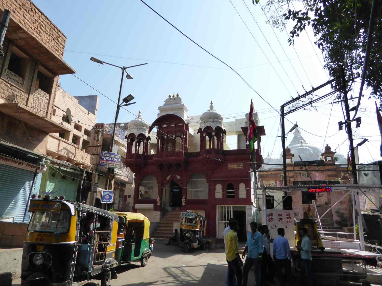 Jodhpur am Morgen