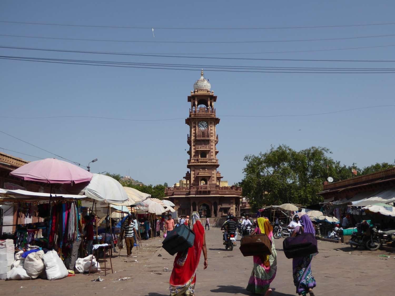 Clocktower in Jodhpur