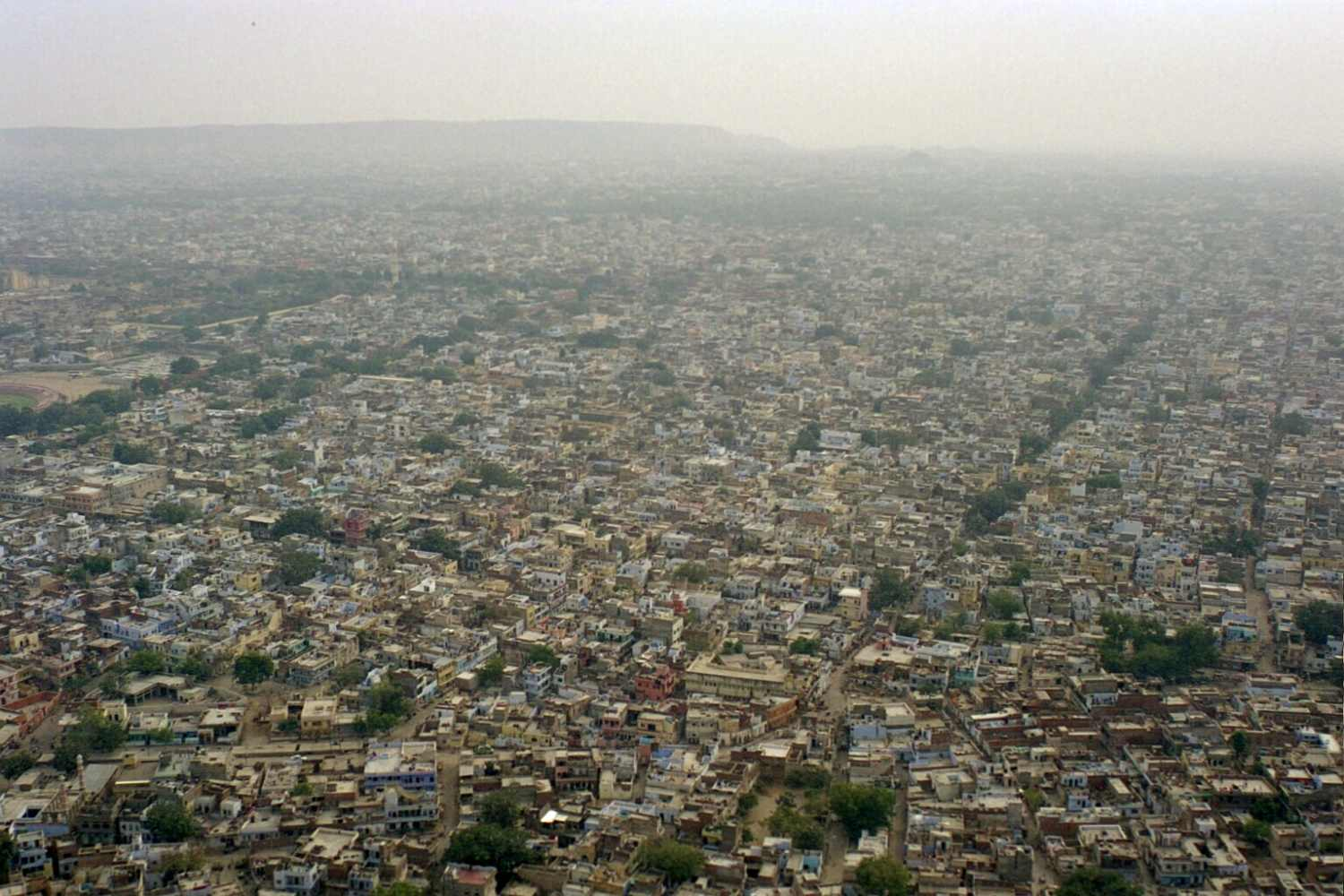 Jaipur - Bird View