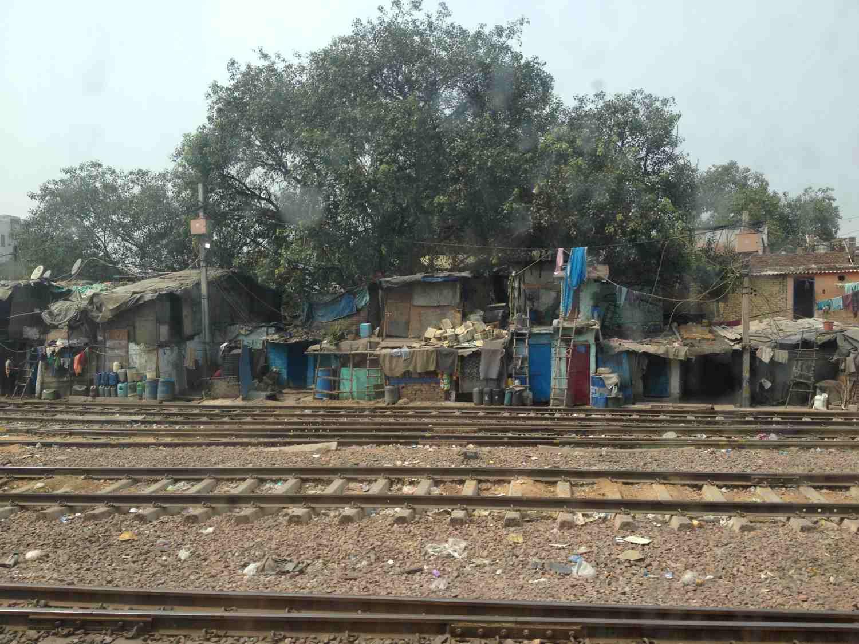 Slums in Delhi 8