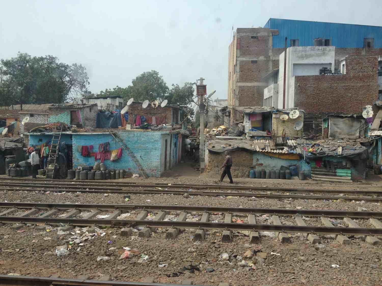 Slums in Delhi 7