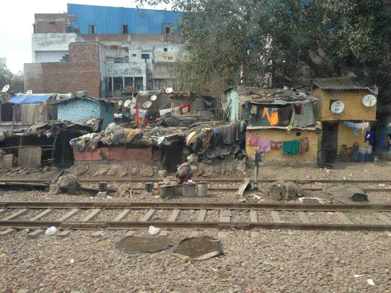 Slums in Delhi 6