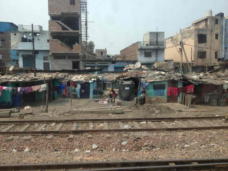 Slums in Delhi 5