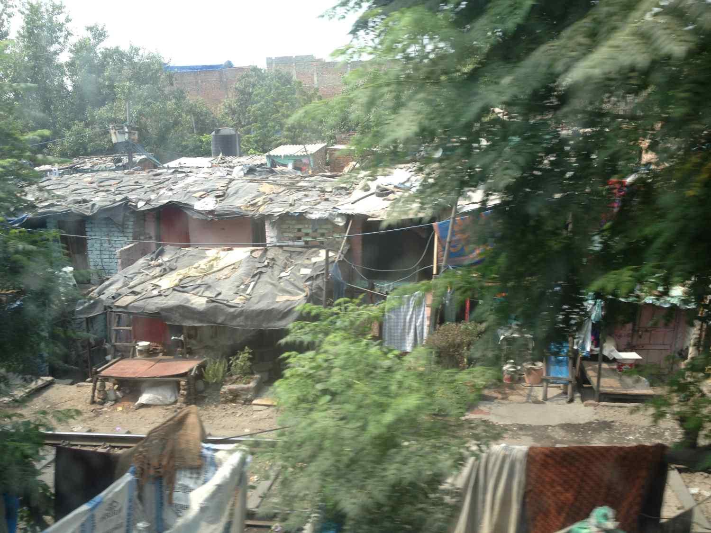 Slums in Delhi 4