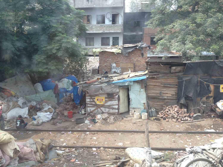 Slums in Delhi 3